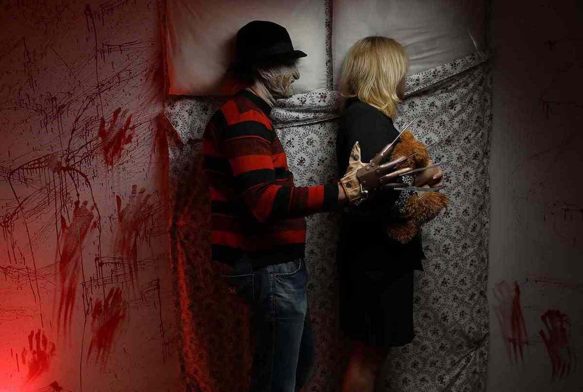 Квест кошмар на улице вязов новосибирск