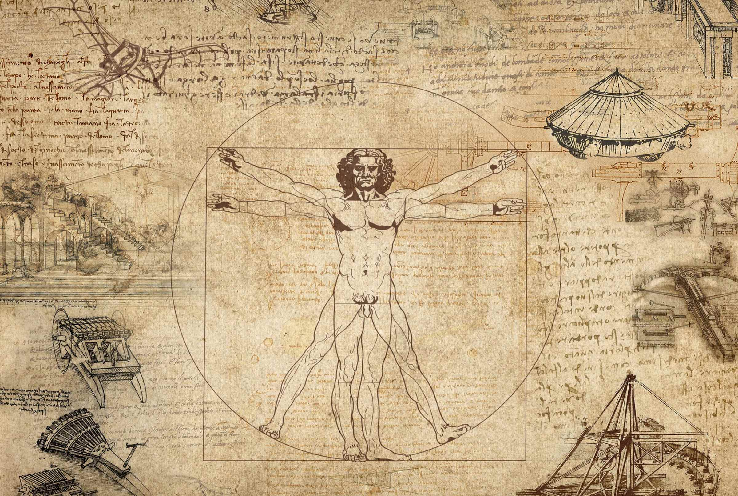 why is leonardo da vinci considered a renaissance man? essay Leonardo da vinci is one of the greatest and most ingenious men that history has produced his contributions in the areas of art, science, and humanity are still among the most important that a single man has put forth, definitely making his a life worth knowing.